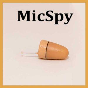 Casca de copiat MicSpy