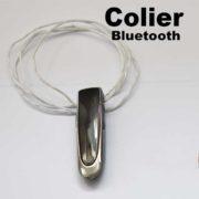 Colier Bluetooth pentru copiat