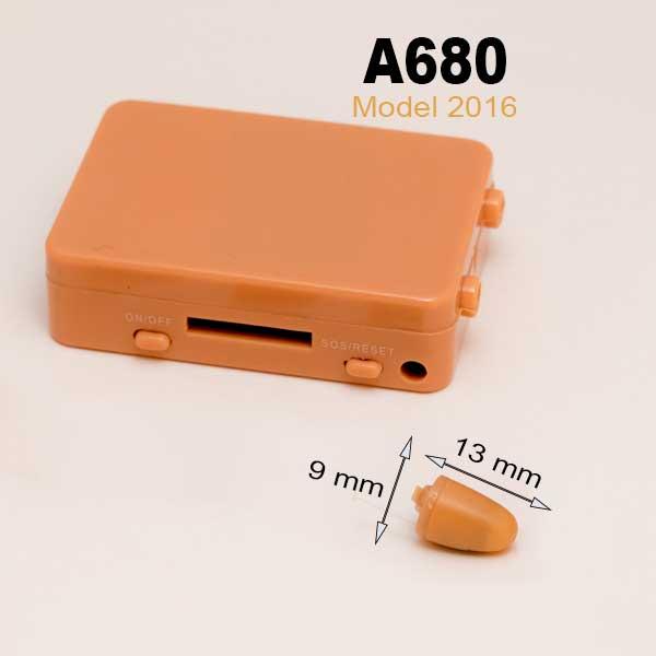 sistem de copiat de inchiriat cutiuta si casca A680