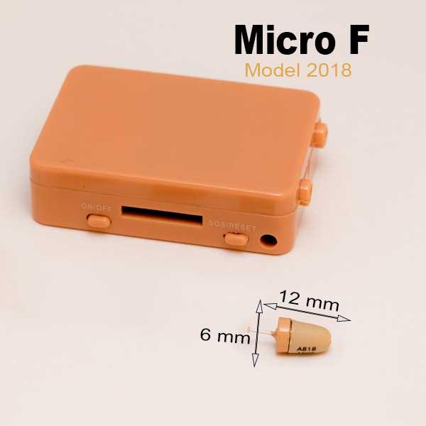 cutiuta GSM si casca de copiat MicroF de inchiriat