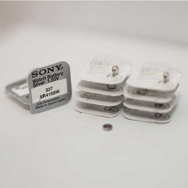 Baterii pentru casca de copiat 1
